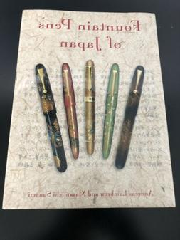"""""""NEW"""" Fountain Pens of Japan Book, by Andreas Lambrou Kaplan"""